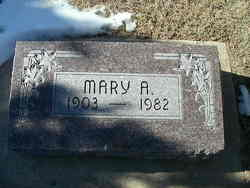 Mary A. Johnson