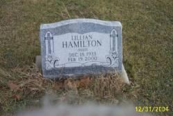 Lillian <I>Reed</I> Hamilton