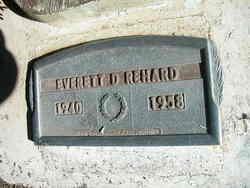 Everett Deverl Rehard