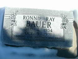 Ronnie Ray Bauer