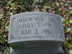 Helen M Busse