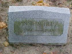 Annie M Heitz