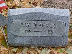 Ray Oliver Arner