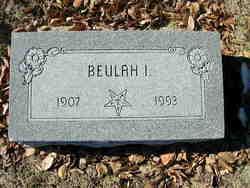 Beulah I. McMurry