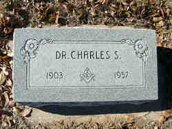 Dr Charles S. McMurry