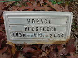 Horace Hedgecock