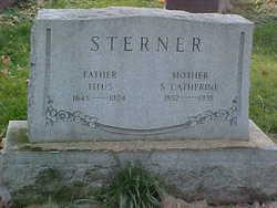 S Catherine Sterner