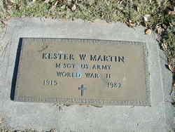 Kester W. Martin