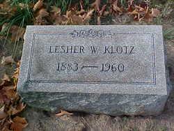 Lesher W Klotz