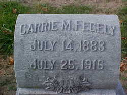 Carrie M Fegely