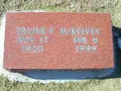 Erline F. <I>Forman</I> McKelvey