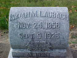Isaiah M Laubach