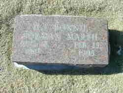 H. L. Bonnie <I>Foreman</I> Marsh