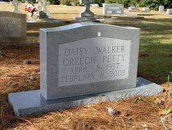 Daisy <I>Walker</I> Creech Petty