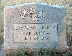 Ray William McGonigle