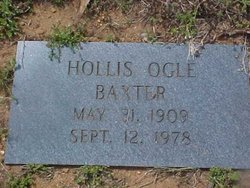 Hollis Ogle Baxter