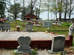 Mount Zion Baptist Church Cemetery #1
