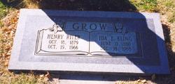 Henry Riter Grow