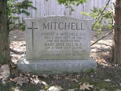 Jane <I>Mitchell</I> VanEvery