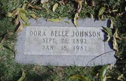 Dora Belle Johnson