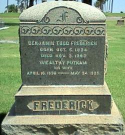 Benjamin Todd Frederick