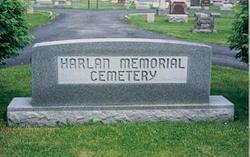 Harlan Memorial Cemetery