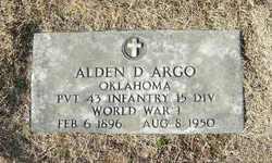Alden Darus Argo