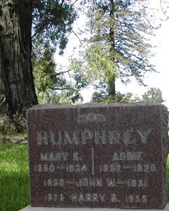 John Wadsworth Humphrey