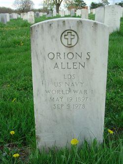 Orion S. Allen