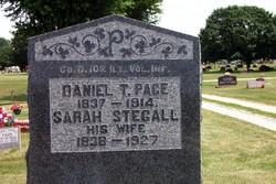 Sarah <I>Stegall</I> Page