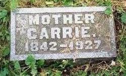 Carrie <I>Christensen</I> Grove