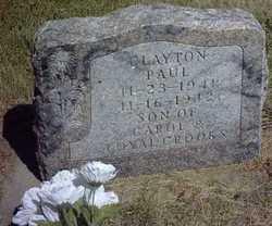 Clayton Paul Crooks