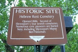 Hebrew Rest Cemetery