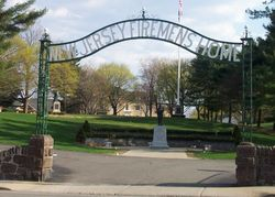 New Jersey Firemans Home Cemetery