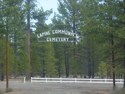 LaPine Community Cemetery