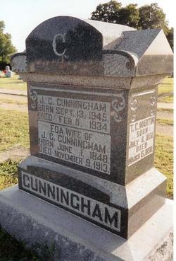 Eda <I>Martin</I> Cunningham