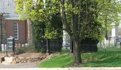 Connecticut Farms Presbyterian Church Cemetery