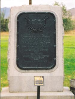 Camp Floyd Cemetery