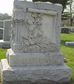 Annie E Althen