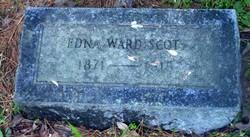 Edna <I>Ward</I> Scott