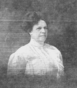 Eva Sarah <I>Mawrey</I> Edmonston