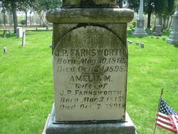 J P Farnsworth