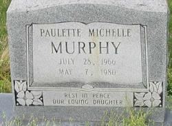 Paulette Michelle Murphy