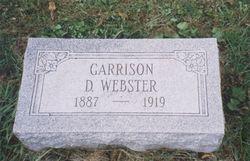 Garrison Daniel Webster
