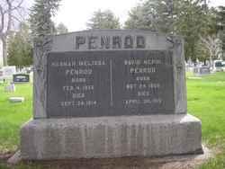 Hannah Melissa <I>Baum</I> Penrod