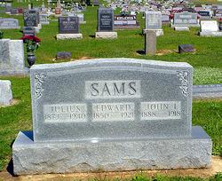 Edward Sams