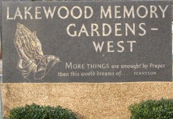 Lakewood Memory Gardens West