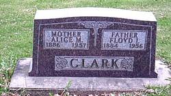 Alice <I>Winters</I> Clark