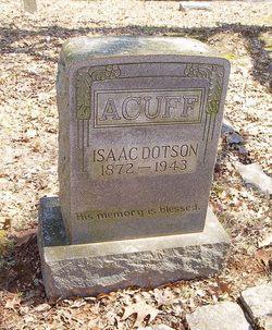 Isaac Dotson Acuff