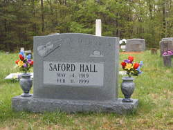 Sgt Saford Hall